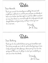 wedding gift letter thank you card unique thank you letter for gift card sle of