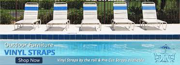 Patio Chair Webbing Material Replacement Chair Slings U0026 Vinyl Straps Patio Chair Repair U0026 Parts