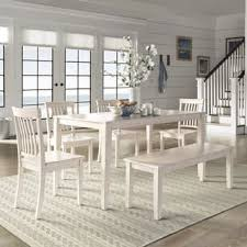 antique white dining room white dining room sets for less overstock