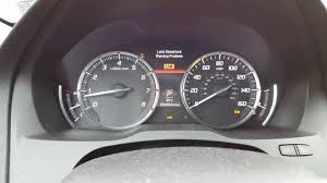 acura mdx tpms light 2014 acura mdx ldw tpms fcw errors youtube