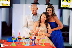 candle lighting ceremony ideas bar bat mitzvah sweet 16