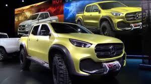 mercedes pickup 2017 look this mercedes benz pick up 2017 youtube