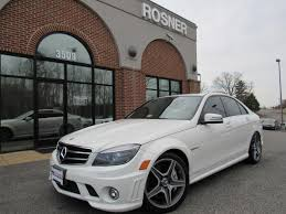 2010 mercedes benz c63 amg vero beach fl 17483479