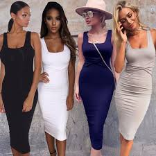 dress celebrity style women s bodycon midi dress cocktails club