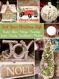 Hobby Lobby New Years Eve Decorations by Finding Your Christmas Style The Scrap Shoppe