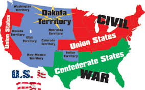 map us states during civil war civil war clipart and south america pencil and in color