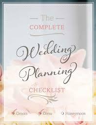 online wedding planner book the wedding planning checklist to make your easier free