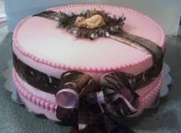 photo pink and camo baby shower image baby shower cakes ideas for the 31 best images about baby shower on pinterest diaper babies