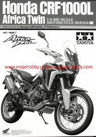 american honda motor co inc honda crf1000l africa twin tamiya 16042