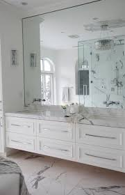Mirror Wall In Bathroom 30 Cool Ideas To Use Big Mirrors In Your Bathroom Digsdigs