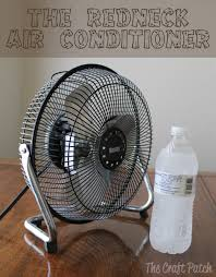the craft patch the redneck air conditioner
