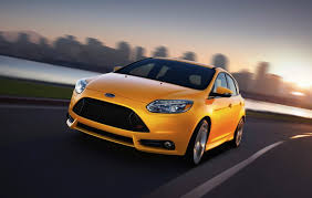 Focus Grill Track Week 2013 Ford Focus St Reviewed On Race Track The Fast
