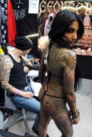 international london tattoo convention tobacco dock london 24 09