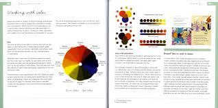 workshops hannah beth evans research blog colour wheel idolza