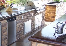outdoor kitchen countertop ideas outdoor kitchen countertops sacramento