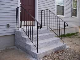 ringhiera fai da te ringhiere in ferro battuto scale per casa vantaggi ringhiere