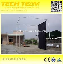 Pipe N Drape Used Pipe And Drape For Sale Used Pipe And Drape For Sale
