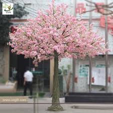 uvg chr017 artificial wishing tree pink cherry flower trees for