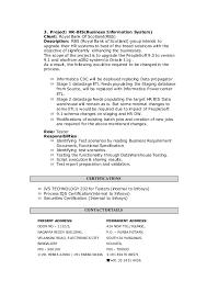 42a Job Description Resume by Aniruddha Roy Resume