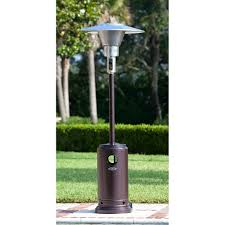 Fire Sense Pyramid Patio Heater by Fire Sense Hammered Bronze Prime Round Patio Heater The Outdoor