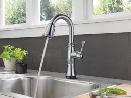 delta kitchen faucet warranty faucet com 9997t ar dst in arctic stainless by delta