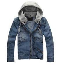 jean sweater jacket mens vintage detachable denim jean jacket sweater