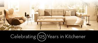 furniture store in kitchener schreiter s kitchener furniture modern transitional