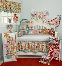 Design Crib Bedding Baby Bedding For Flower Crib Sets Cotton Tale Designs