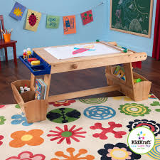 child wooden art desk decorative desk decoration