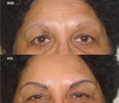 3d eyebrows fort lauderdale hair strokes permanent make up fort