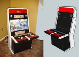 japanese arcade cabinet for sale arcade crazy build your own vewlix style cabinet