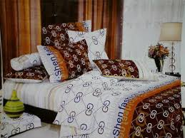 Gucci Bedding Sets Including Cover Sheet Pillow Case Cushion