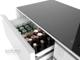 smart coffee table fridge the beer drinker s coffee table the booze league