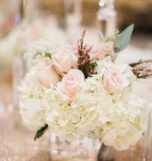 hydrangea wedding centerpieces hydrangea wedding centerpiece