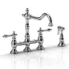 Bridge Faucets For Kitchen by Riobel Kitchen Faucets Sink U0026 Bar Faucet