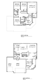 Traditional Home Floor Plans Ashley House Plan