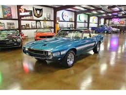 1969 mustang gt500 for sale 1969 shelby gt500 for sale on classiccars com 6 available