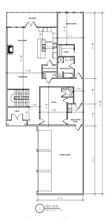 house plans with in law suite or second bedroom