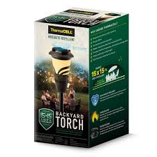 amazon com mosquito repellent backyard torch home u0026 kitchen