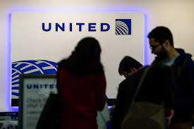 United Flight Change Fee by United Air Agent Cancels Man U0027s Ticket For Filming Dispute