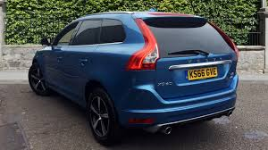 volvo xc60 2016 volvo xc60 d5 awd r design lux nav automatic with heated seats and