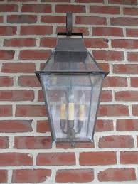 colonial style outdoor lighting colonial style outdoor wall sconce for the home pinterest