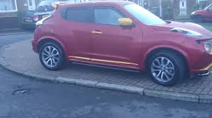Roof Rack For Nissan Juke by Fits Nissan Juke Black Front Chin Bar City Spoiler Exterior Part