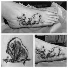 classic winnie pooh tattoo tattoo tatting piercings