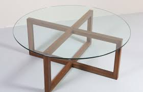 Round Coffee Table Ikea In Trends 30 Glas Thippo