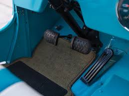 turquoise jeep this willys jeep gala was restored to tip top condition estimated