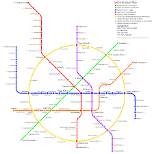 Tunis Metro Map by Map Thread Xi Page 475 Alternate History Discussion