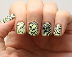 copycat claws messy mansion mm22 halloween stamping