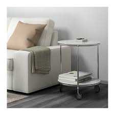 Hemnes Side Table Ikea Hemnes Side Table Solid Wood Has A Feel Luxury