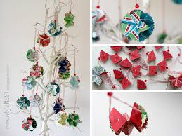 notable nest foldable ornaments